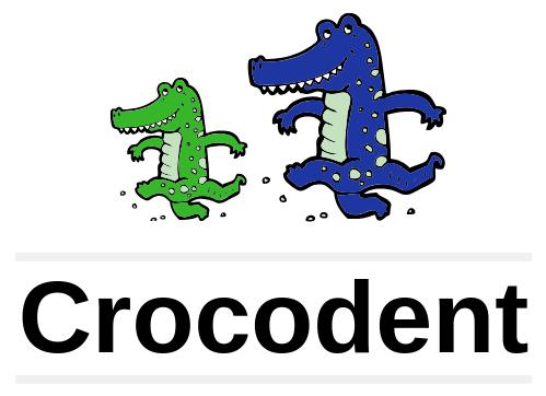 Crocodent